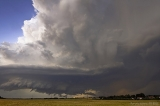"""Supercell in Normandy"""