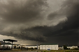 Supercell wall-cloud