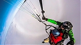 paragliding bow